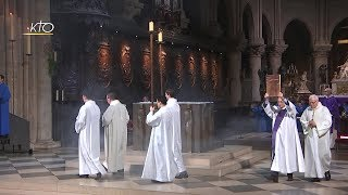 Messe du 18 mars 2018