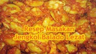 Resep Masakan Jengkol Balado Lezat