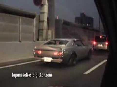 Japanese Nostalgic Car