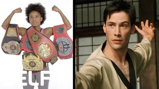 Fighting Expert Breaks Down Movie & TV Fight Moves | SELF