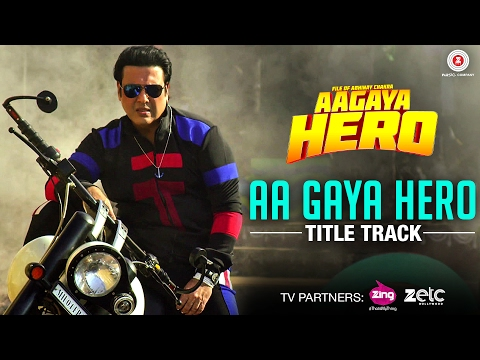 Xxx Mp4 Aa Gaya Hero Title Track Aa Gaya Hero Govinda Arghya Arafat Mehmood 3gp Sex