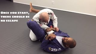 Tight Submission Series for Bottom Closed Guard