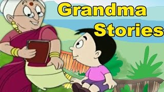 Moral Stories - Dadimaa Ki Kahaniya - Animated Kids Short Stories