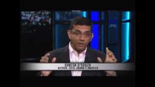 Bill Maher Takes On Dinesh D'Souza Over Anti-Obama Documentary 2016