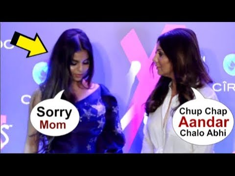 Xxx Mp4 Gauri Khan SHOUTS At Daughter Suhana Khan Publicly At Shweta Bachchan S Store Launch 3gp Sex