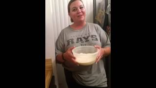 flour in the face challenge