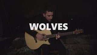 Wolves - Selena Gomez, Marshmello - Fingerstyle Guitar Cover