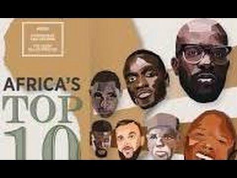 FORBES TOP TEN AFRICAN RICHEST MUSICIANS