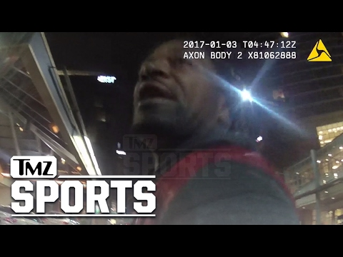 New Pacman Jones Arrest Footage Released Keep Yelling and See What Happens TMZ Sports