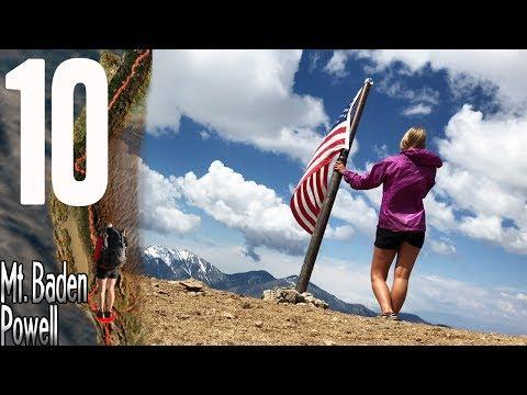 Xxx Mp4 Episode 10 Hiker TV On Mt Baden Powell PCT 2017 3gp Sex