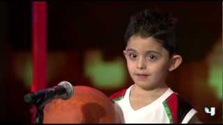 #ArabsGotTalent - S2 - Ep3 - احمد العديلات