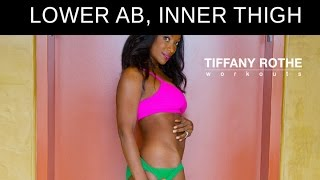 ABS & INNER THIGHS! (Towel Workouts Part 3) | TiffanyRotherWorkouts