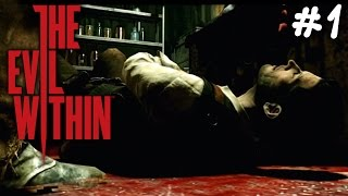 The Evil Within: ขอ M4A1 กับ Action Reply ได้มั้ย!?! - Chapter 1