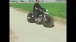 sarkari ban a song editting modified bullet in a new look