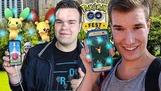 Neue SHINYS & NEUE Pokémon am Go Fest Wochenende 😍