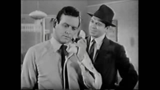 "RICHARD DIAMOND, PRIVATE DETECTIVE: ""THE PURPLE PENGUIN"" 4-24-1958."