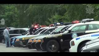 Cop Car Cruise 2016 - Road to Edersee (IPCOECCC)