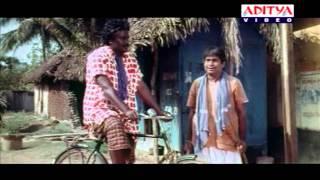 Brahmanandam Running Comedy