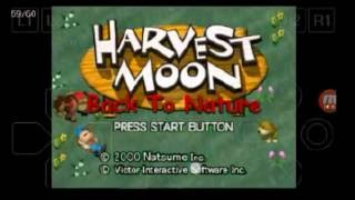 Harvest Moon Back To Nature indonesia  part 17