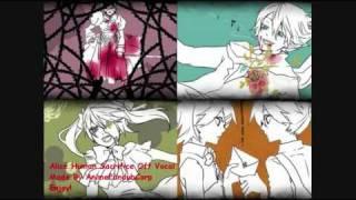 ~Alice Human Sacrifice Off Vocal~  + w/t Lyrics!