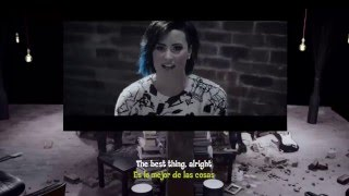 Olly Murs - Up (Official Video) ft. Demi Lovato (Sub. Español y Lyrics)
