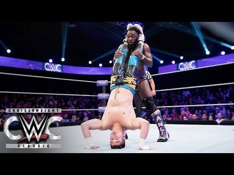 Rich Swann vs. T.J. Perkins - Quarterfinal Match:  Cruiserweight Classic, Sept. 7, 2016 Video Cover