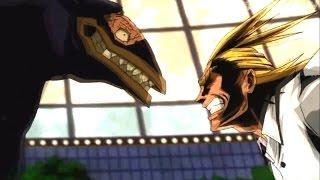 Boku no Hero Academia [AMV] All Might vs Nomu ▪ Over and Under ♪♪ ᴴᴰ