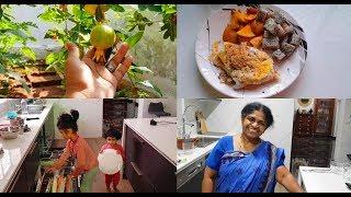 Beautiful Monday Vlog - Carrot Thoran, Cabbage Peas Poriyal, Pulikulambu, Paruppu - YUMMY TUMMY VLOG