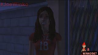 Johanna Vs Adam - Sims 2 Slasher Movie Fight Scene - Joe Winko