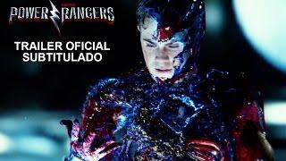 POWER RANGERS - Trailer Subtitulado Español Latino 2017