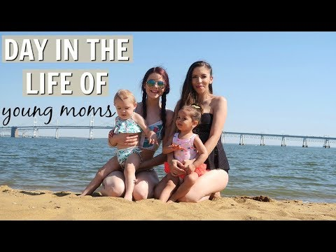Xxx Mp4 A DAY IN THE LIFE OF TWO YOUNG MOMS AND PREGNANT 3gp Sex