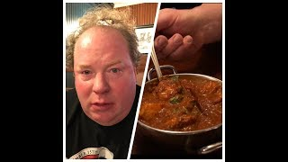 """Crazy Dad Eats """"Phaal"""" The Hottest Curry In The World!!!"""