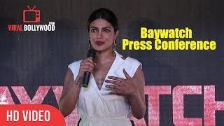 Baywatch Official Trailer Launch Mumbai | Priyanka Chopra | Dwayne Johnson