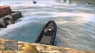 GTA 5 how to scuba dive
