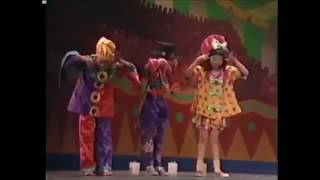 Mr. Elephant Leaves the Stage (Barney Live! In New York City)