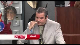El clarividente Alain hizo llorar a Gilberto Reyes