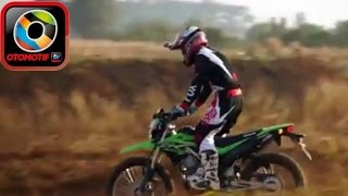 Test Ride Kawasaki KLX 150BF SE, Enak Main Tanah Karena Fitur Ditambah