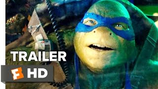Teenage Mutant Ninja Turtles: Out of the Shadows TRAILER 4 (2016) - Movie HD