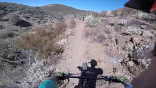 MTB NOBLE CANYON part 1 9-24-2016 (Hal Strong)