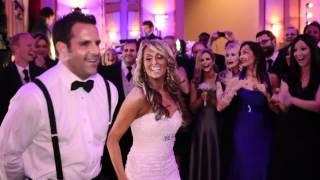SURPRISE First Wedding Dance Video (Bride & Groom)