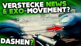 WORLD WAR 2 ALLE VERSTECKTEN INFOS | EXO MOVEMENT!