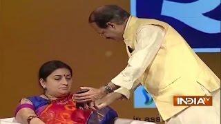 IndiaTV Samvaad: Rashid Alvi
