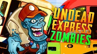 Trainwreck Survival: Undead Express (Call of Duty Black Ops 3 Zombies)