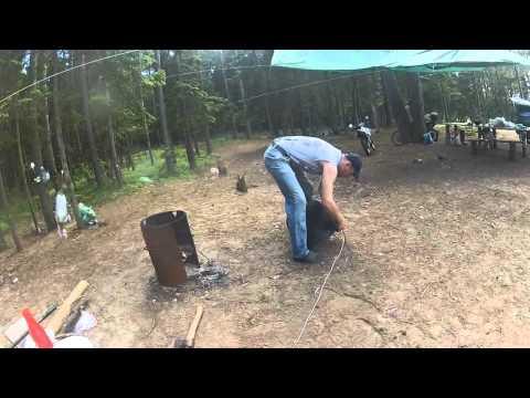 ловля репелов видео