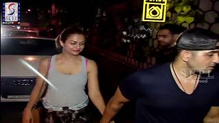 Oops Moment Shamita Shetty Caught Kissing Someone Special
