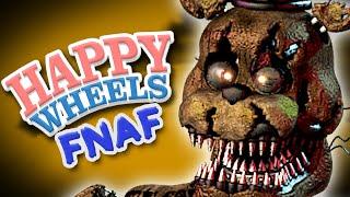 FNAF + Happy Wheels = AMAZING FUN!    Happy Wheels #1