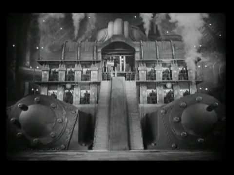 Xxx Mp4 Metropolis Part 3 Moloch Machine With Pink Floyd S Welcome To The Machine 3gp Sex