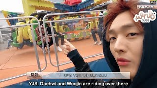 [ENG SUB] 180824 Okay Wanna One Ep 25 - Overseas Tour Behind (Australia Episode) by WNBSUBS