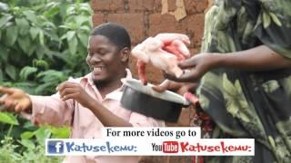 Enkoko bagilongoseza - UGANDAN LUGANDA COMEDY SKITS.