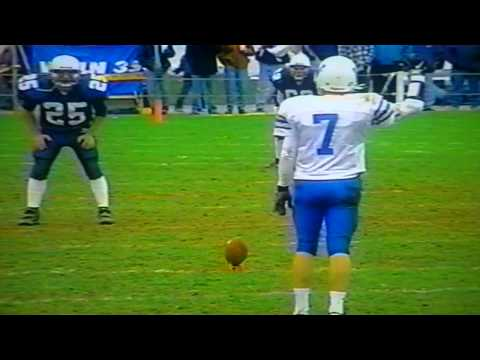 Berwick Bulldogs vs. West Scranton 2000 HS Football Playoffs